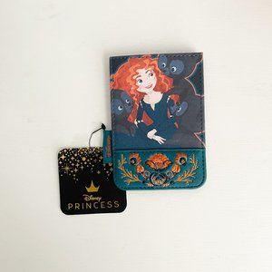 ✨ NWT Disney Merida (Brave) Card Holder   Loungefly